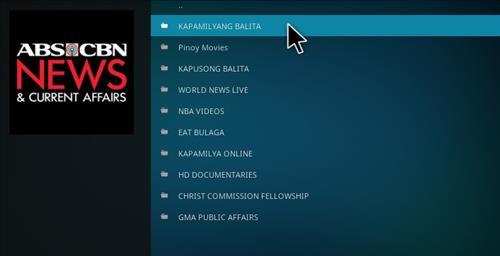 How to Install Malchus TV Pinoy Add-on Kodi 17.1 Krypton pic 2