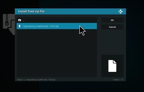 How to Install Malchus TV Pinoy Add-on Kodi 17.1 Krypton step 12