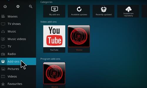 How to Install Malchus TV Pinoy Add-on Kodi 17.1 Krypton step 8
