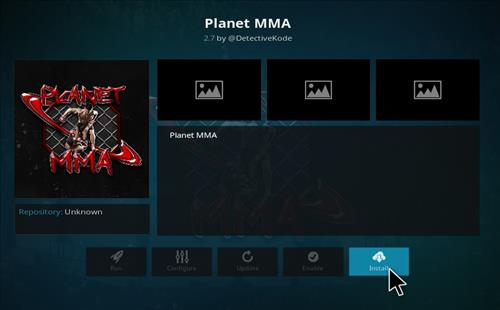 How to Install Planet MMA Add-on Kodi 17 Krypton step 20