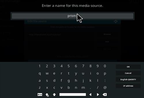 How to Install Prism VOD Add-on Kodi 17.1 Krypton step 6