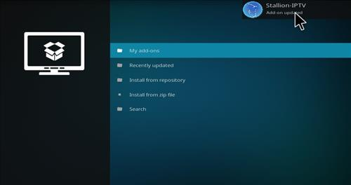 How to Install Stallion IPTV Add-on Kodi 17 Krypton step 14
