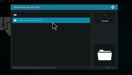How to Install The Wildside Add-on Kodi 17.1 Krypton step 12