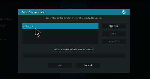 How to Install The Wildside Add-on Kodi 17.1 Krypton step 4