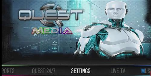 how to Install Quest Media Build Kodi 17.1 Krypton pic 1