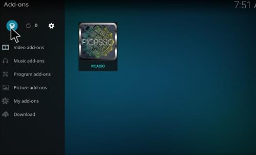 Guide To Install Picasso Add-on Kodi 17 Krypton step 9
