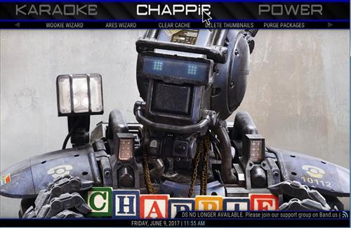 How to Install Chappie Build Kodi 17 Krypton pic 1