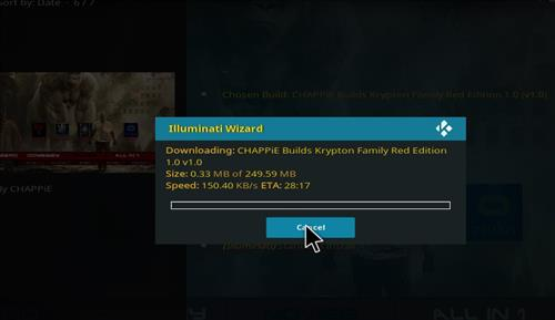 How to Install Chappie Builds Krypton Family Red Edition step 26