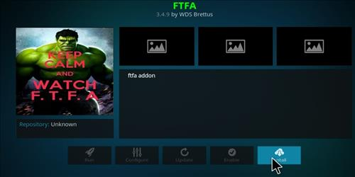 How to Install FTFA Live TV Add-on Kodi 17 Krypton step 18