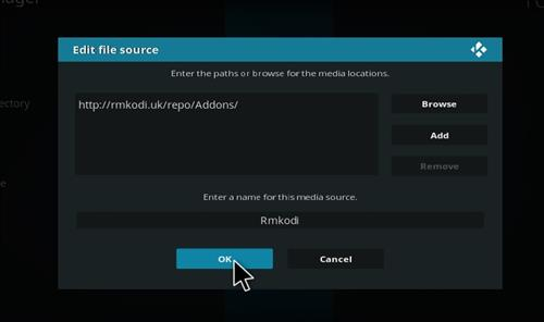 How to Install FTFA Live TV Add-on Kodi 17 Krypton step 7