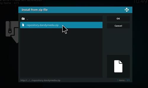 How to Install HEVC VideoClub Add-on Kodi 17 Krypton step 12