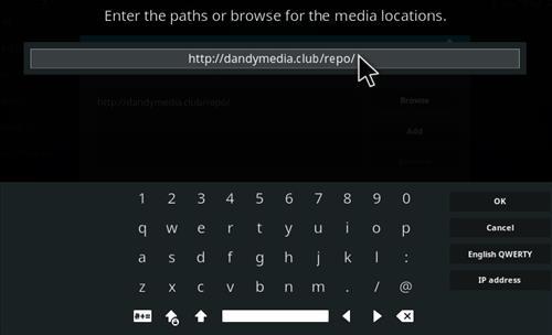 How to Install HEVC VideoClub Add-on Kodi 17 Krypton step 5