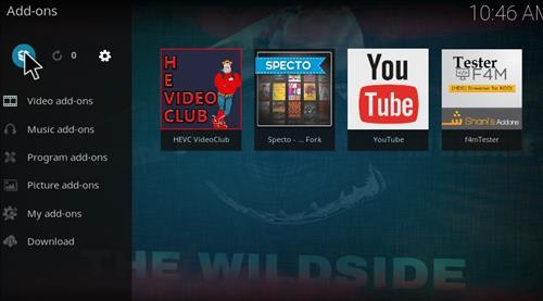 How to Install HEVC VideoClub Add-on Kodi 17 Krypton step 9