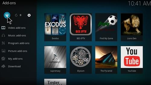 How to Install Kodil Repository Kodi 17 Krypton step 9
