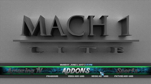 How to Install Mach1 Lite Build Kodi 17 Krypton pic 2