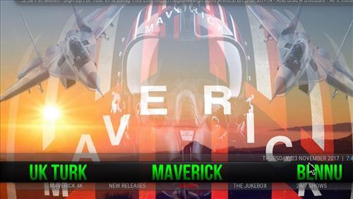 How to Install Maverick Build Kodi 17 Krypton pic 2