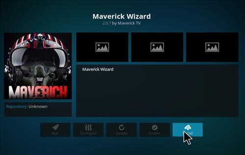 How to Install Maverick Build Kodi 17 Krypton step 18