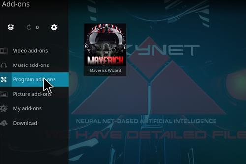 How to Install Maverick Build Kodi 17 Krypton step 21