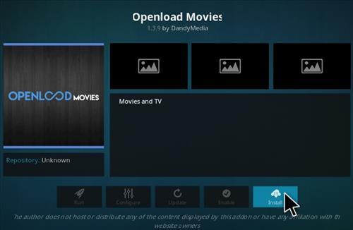 How to Install Openload Movies Addon Kodi 17 Krypton Step 18