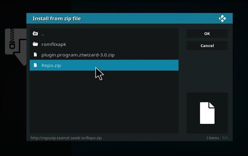 How to Install Pyramid Kodi Add-on with Screenshots step 12