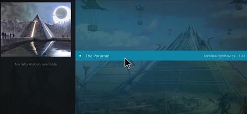 How to Install Pyramid Kodi Add-on with Screenshots step 17
