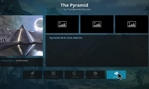 How to Install Pyramid Kodi Add-on with Screenshots step 18