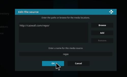 How to Install Simply Caz Repo Kodi 17 Krypton step 7