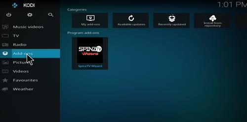 How to Install Spinz-TV Fury Kodi 17 Krypton step 20