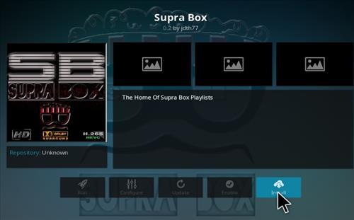 How to Install Supra Box Add-on Kodi 17 Krypton step 21