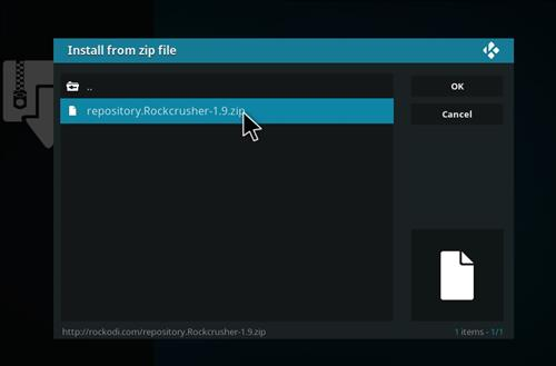 How to Install Vortex Kodi Add-on with Screenshots step 12