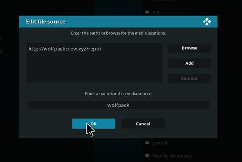how to add colossus to kodi