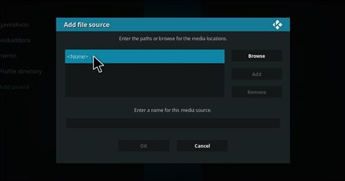 BST Live Add-on Kodi 17 Krypton How to Install Guide step 4