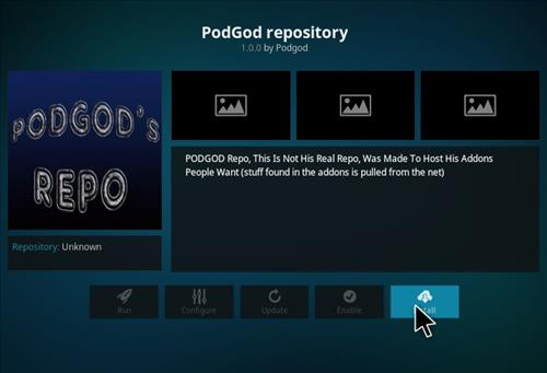 CCLoud Add-on Kodi 17 Krypton How to Install Guide step 18