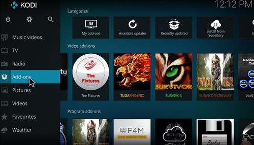 Covenant Add-on Kodi 17.3 Installing and Guide through Ares Wizard step 21