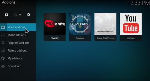 Covenant Add-on Kodi 17.3 Installing and Guide through Ares Wizard step 29