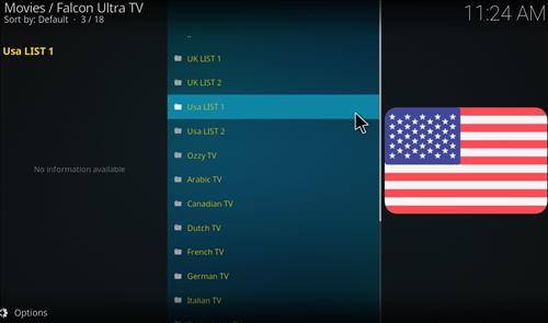 FalconUltra IPTV Add-on How to Install Guide pic 2