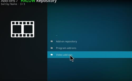 Football Replays Add-on Kodi 17 Krypton How to Install Guide step 16