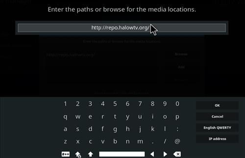 Halow Repository Kodi 17 Krypton How To Install Guide step 5
