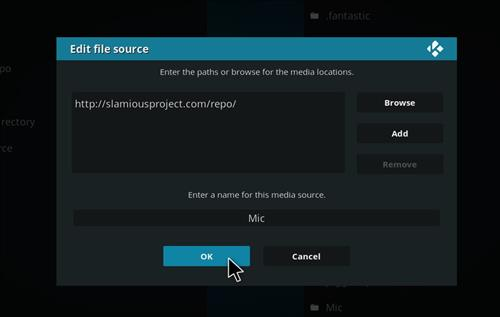 How to Install CCloud Kodi Add-on with Screenshots step 7