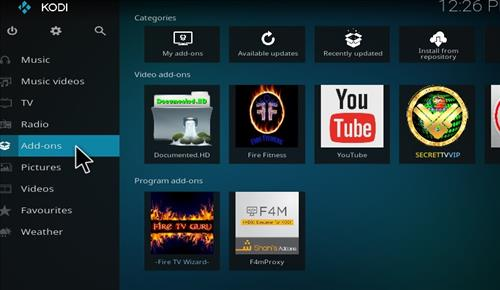How to Install Documented.HD Kodi Add-on with Screenshots step 8