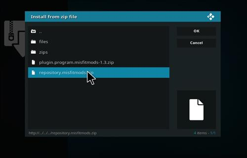 How to Install Hard Nox Build Kodi with Screenshots step 12