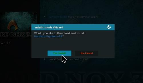 How to Install Hard Nox Build Kodi with Screenshots step 26