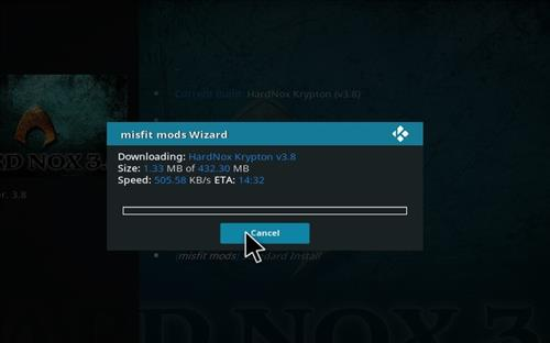 How to Install Hard Nox Build Kodi with Screenshots step 27