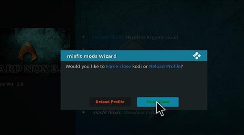 How to Install Hard Nox Build Kodi with Screenshots step 28