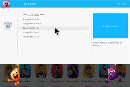 How to Install KongKidz Kodi Add-on with Screenshots pic 2