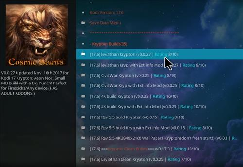 How to Install Leviathan Builds Guide with Screenshots step 18