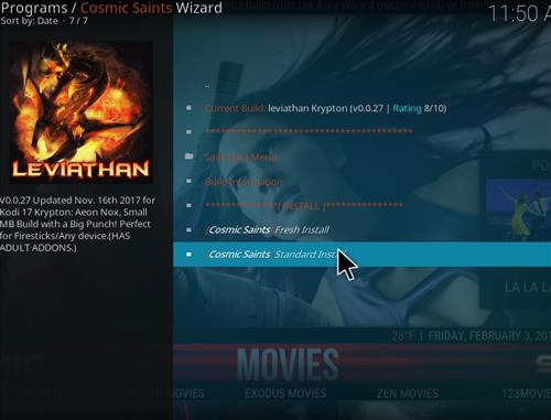 How to Install Leviathan Builds Guide with Screenshots step 19