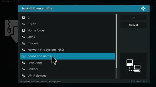 How to Install Poseidon Kodi Add-on with Screenshots step 11