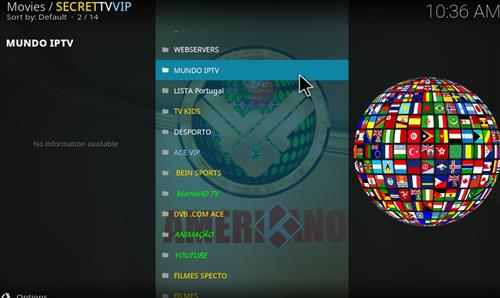 How to Install SecrettvVIP Kodi Add-on with Screenshots pic 2