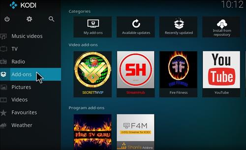 How to Install SecrettvVIP Kodi Add-on with Screenshots step 8